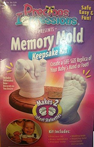 (Precious Impressions Memory Mold Keepsake Kit)