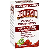 Raspberry Slim Natural Weight loss, Tablets - 60 ea ( Multi-Pack)