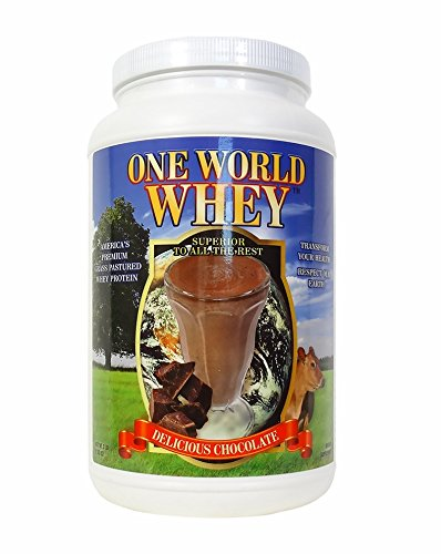 One World Whey - Chocolate 5 LB