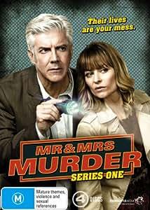 Amazon.com: Mr & Mrs Murder (Series 1) - 4-DVD Set ( Mr