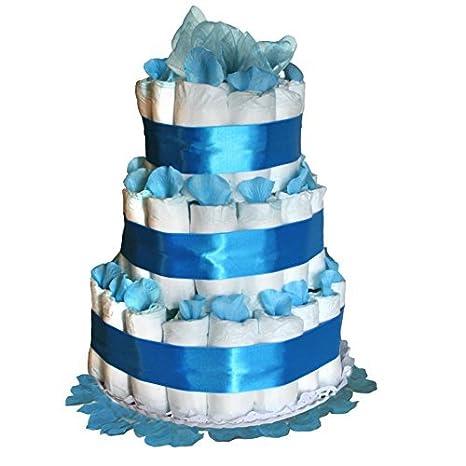 Tarta de pa/ñales DODOT abejitas azules