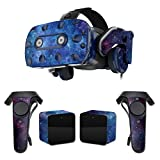 MightySkins Skin for HTC Vive Pro VR Headset - Nebula | Protective, Durable, and Unique Vinyl Decal wrap Cover | Easy to Apply, Remove, and Change Styles | Made in The USA
