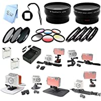 GoPro Hero3 and Hero3+ Everything You Need Kit