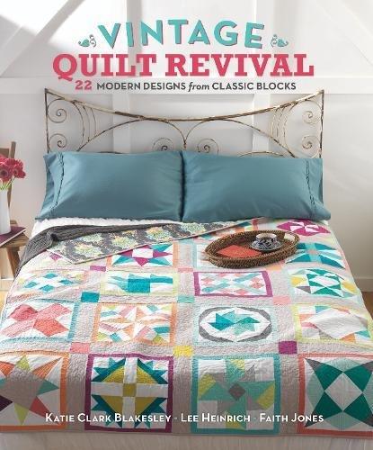 vintage modern quilts - 1
