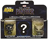 Funko Pint Size Hero: Black Panther 3 Pack (Styles May Vary) Collectible Figures