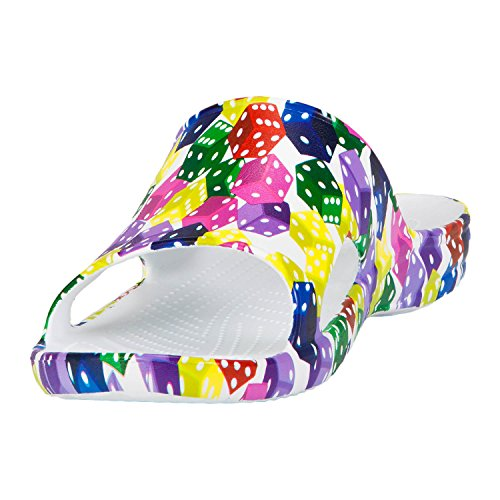 Sandal Slide MSL DAWGS Mens DAWGS Dice Slide Dice MSL Sandal Mens zd8Tq