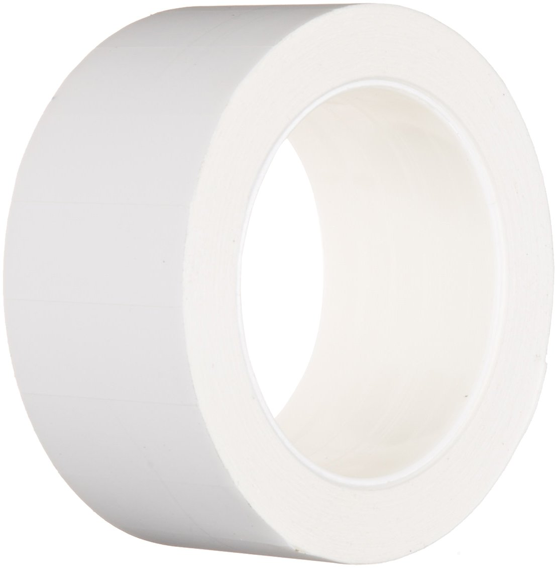 Diversified Biotech TTLW-1000 Tough-Tags Label, Use with 1.5ml Tube, 0.50' Width x 1.28' Length, White (Roll of 1000) 0.50 Width x 1.28 Length Thomas Scientific