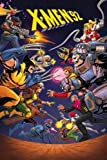 img - for XMen '92 Vol. 1: The World is a Vampire book / textbook / text book