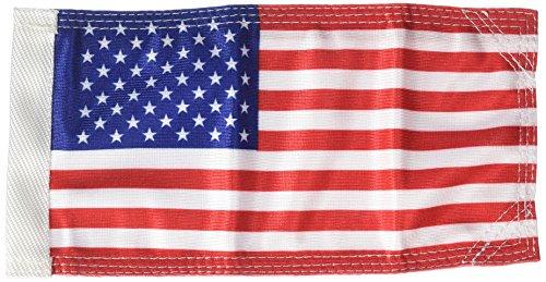 Kuryakyn 4264 Motorcycle Display Accessory: Replacement American Flag, 4