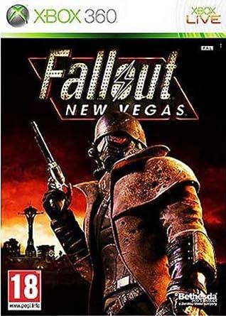 Fallout New Vegas Karte Mit Allen Orten Deutsch.Fallout New Vegas Pegi Amazon De Games