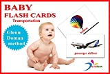 Baby flash cards: Transportaion (Early learning education Book 1)