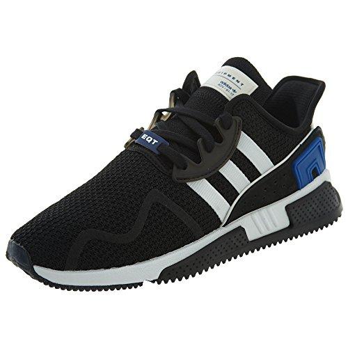adidas Men EQT Cushion ADV Black Footwear White Collegiate Royal Size 4.5 (Collegiate Royal Footwear)