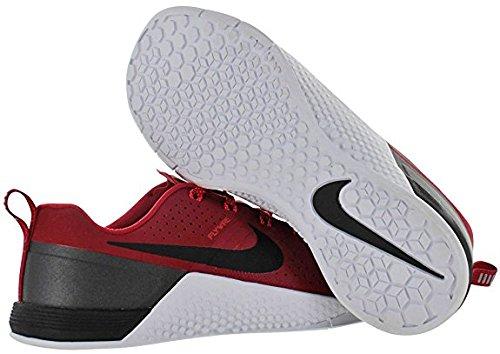 Nike Heren Metcon 1 Gym Rood / Blk / Brght Crmsn / Wit Training Schoen 15 Mannen Ons