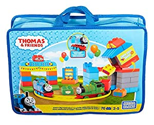Mega Bloks Thomas & Friends Happy Birthday Thomas! Building Set