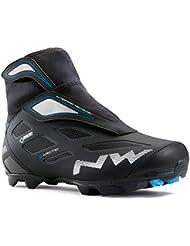 Northwave Celsius Arctic 2 GTX Black-Blue Shoes 2016