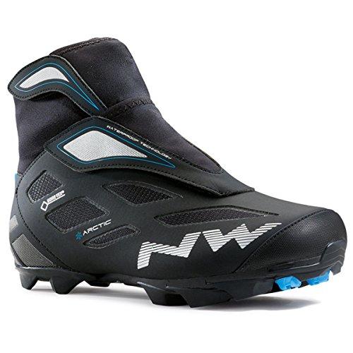 Northwave Celsius Arctic 2 GTX MTB Winter Fahrrad Schuhe schwarz/blau 2016 black-blue