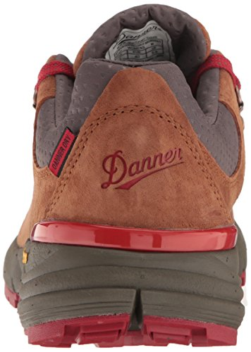 Danner Women's Mountain 600 Low 3'' Hiking Boot, Brown/Red, 7 M US by Danner (Image #2)