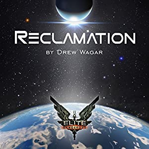 Elite: Reclamation Audiobook