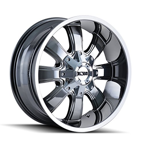 ION (189) PVD2 Wheel (0 x 9. inches /5 x 127 mm, 18 mm offset) (Ram 1500 Rims 2014)