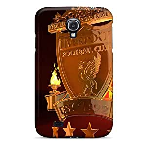 Samsung Galaxy S4 Vgy10144byAK Custom Trendy Liverpool Image Protective Hard Cell-phone Cases -KerryParsons