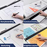 Pacific Arc Drafting Board, Portable Drafting Table
