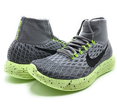 Black Grey Gris Volt 849665 Nike Wolf Trail Femme Chaussures Grey c54L3RqjA