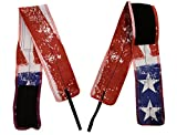 wod gear - Rocktape Wrist Wraps for Weight-Lifting & Exercise, Competition Grade, Designed by Jason Khalipha