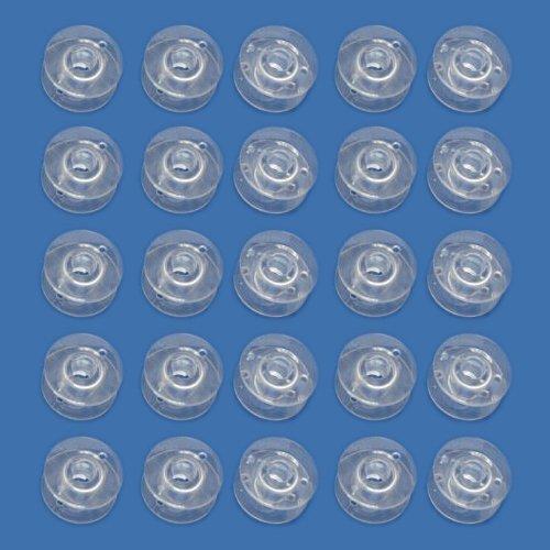 45 opinioni per 25 Macchina da Cucire Plastica Rocchetti, Si Adatta: Janome, Brother, Singer,