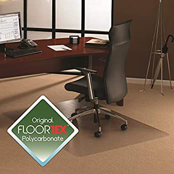 Amazon Com Chair Mats 60 Quot X 60 Quot Without Lip For Carpeted