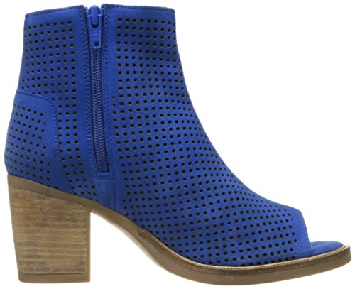 Cobalt Botín Suede Brianna Tobillo Leather al amp; 2qzXICIRxh Mujer para Bos qPzn8txE