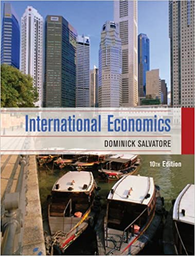 International Economics Books Pdf