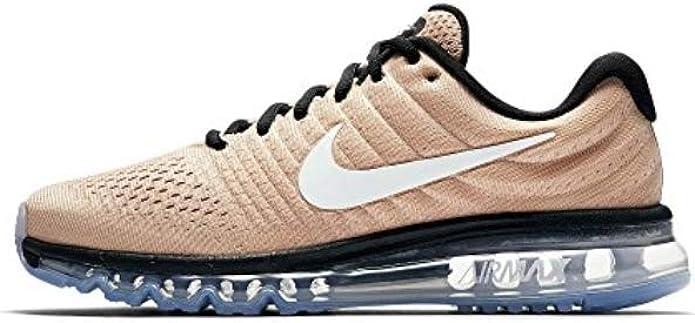 Nike Air Max 2017 Scarpa da running da uomo, in rete, beige