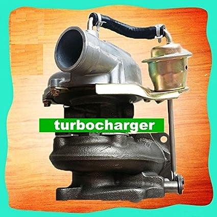 GOWE turbocharger for Supercharger RHF5 electric turbocharger 8971480762 VA430023 VB430023 for 4JG2T engine turbo kit