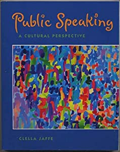 Public Speaking A Cultural Perspective Speech Theater