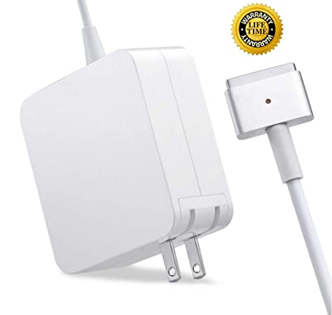 Amazon.com: Mac Book Pro Charger - 85W 2 T-Tip Adapter ...