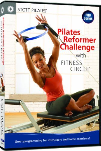 STOTT PILATES Pilates Reformer Challenge with Fitness Circle