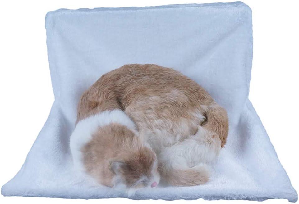 XDYFF Hamaca Gato para radiador Nido del Gato Radiador Hamaca Soporte de Metal de Felpa Suave Lavable Radiador Cat Cama: Amazon.es: Deportes y aire libre