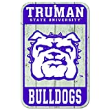 WinCraft Truman State Bulldogs Official NCAA 11'' x 17'' Fence Plastic Wall Sign 11x17 812339