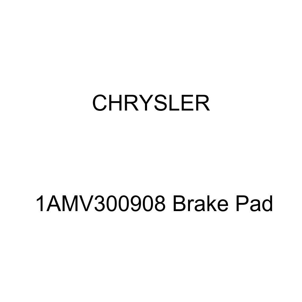 Genuine Chrysler 1AMV300908 Brake Pad