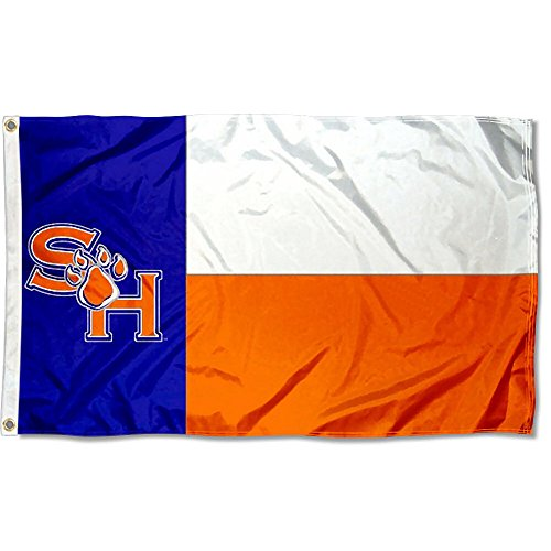 - College Flags and Banners Co. SHSU Bearkats State of Texas Flag
