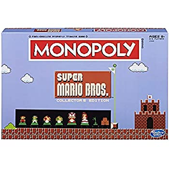Amazon.com: Monopoly Gamer Collectors Edition: Toys & Games