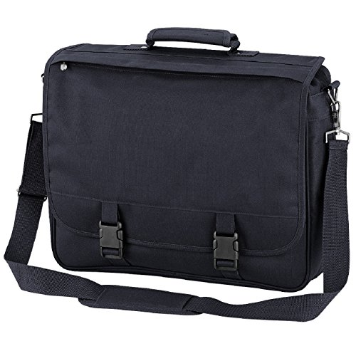 Quadra cartera maletín Grafito Oscuro