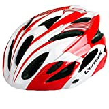 KUTOOK Adult Cycling Road Mountain Bike Helmet with Lightweight Specialized for Women Men Safety Protection Adjustable Head Circumference 23″-24″or 58-63cm Review