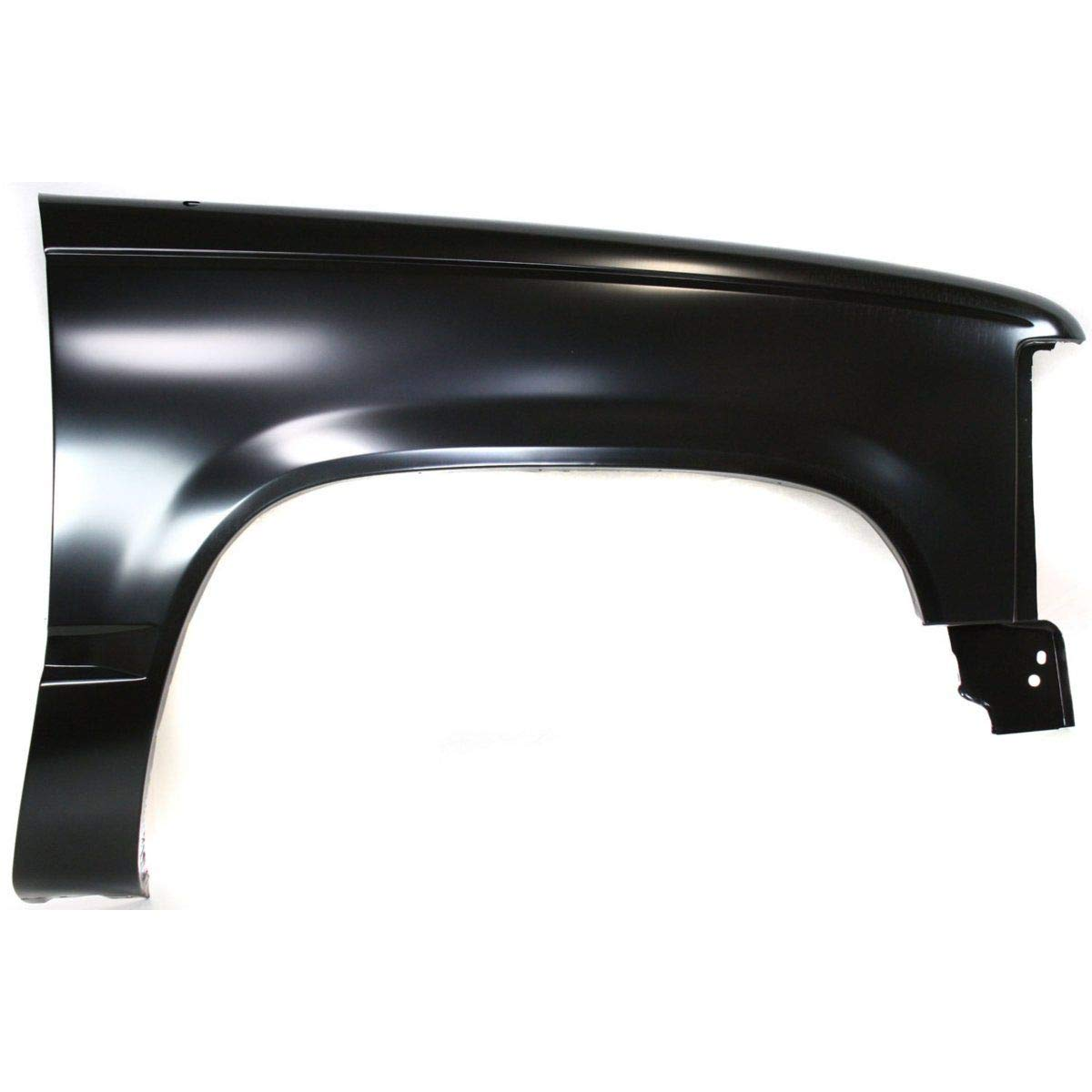 Fender For 95-00 Chevy Tahoe 92-94 Blazer 88-98 C1500 Front Right Primed Steel