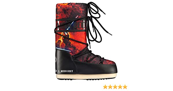 3d3fbcff64e Tecnica Moon Boot® - Star Wars® Classic Junior Fire (Toddler/Little Kid/Big  Kid)