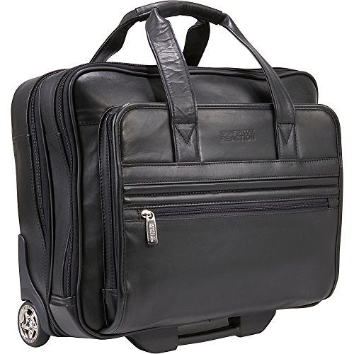 Kenneth Cole Reaction Luggage Keep On Rollin, Black, One Size ()