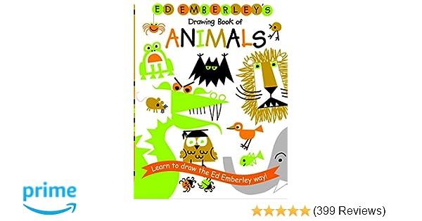 image regarding Go Away Big Green Monster Printable Book named Ed Emberleys Drawing E book of Pets (Ed Emberley Drawing
