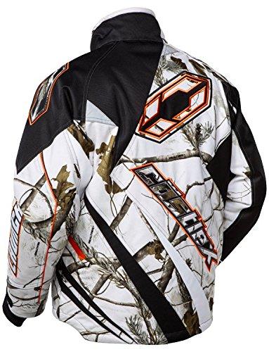 223e58a455021 Amazon.com: Castle X G3 Launch Realtree Snow Jacket AP Snow XLG 70-9798:  Sports & Outdoors