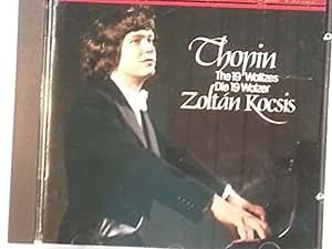 Frederic Chopin Zoltan Kocsis Chopin The 19 Waltzes
