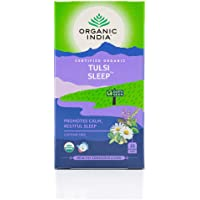 Organic India Wellness Tulsi Sleep Tea 25 Teabags